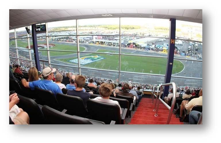Club Tickets Entertainment Charlotte Motor Speedway